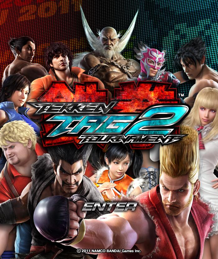 Tekken Tag Tournament 2 Top_aou